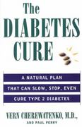 The Diabetes Cure 0 9780061097256 006109725X