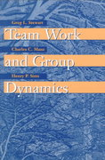 Team Work and Group Dynamics 1st Edition 9780471197690 0471197696