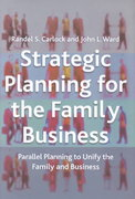 Strategic Planning for the Family Business 0 9780333947319 0333947312