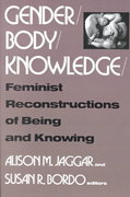 Gender/Body/Knowledge 0 9780813513799 0813513790
