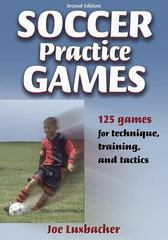 Soccer Practice Games 2nd edition 9780736047890 0736047891