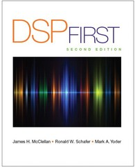 DSP First 2nd Edition 9780136019251 0136019250