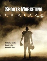 Sports Marketing 1st edition 9780132135467 0132135469