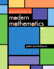 Excursions in Modern Mathematics 8th Edition 9780321825735 032182573X