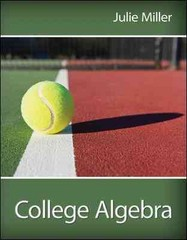 College Algebra 1st Edition 9780078035630 0078035635