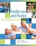 Family Law and Practice: The Paralegal's Guide Plus NEW MyLegalStudiesLab and Virtual Law Office Experience with Pearson eText -- Access Card Package 3rd edition 9780133024074 0133024075