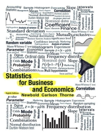 Statistics for Business and Economics Plus MyStatLab -- Access Card Package 8th edition 9780132930192 0132930196