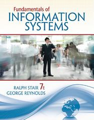 Fundamentals of Information Systems 7th edition 9781133629627 1133629628