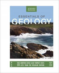 Essentials of Geology 4th Edition 9780393124323 0393124320