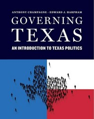 Governing Texas 1st Edition 9780393920352 0393920356