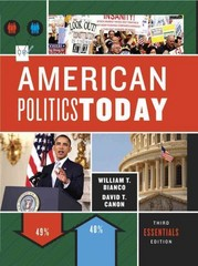 American Politics Today 3rd Edition 9780393921069 0393921069