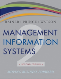 Management Information Systems 2nd Edition 9781118443590 1118443594