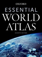Essential World Atlas 7th Edition 9780199971558 0199971552