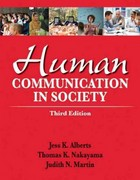 Human Communication in Society Plus NEW MyCommunicatonLab -- Access Card Package 3rd edition 9780205843695 0205843697