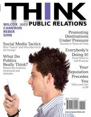 THINK Public Relations Plus MySearchLab with eText -- Access Card Package 2nd Edition 9780205916788 0205916783