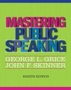Mastering Public Speaking Plus NEW MyCommunicationLab -- Access Card Package 8th edition 9780205930227 0205930220