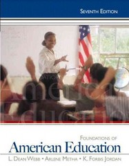 Foundations of American Education Plus MyEducationLab with Pearson eText -- Access Card Package 7th Edition 9780132862608 0132862603