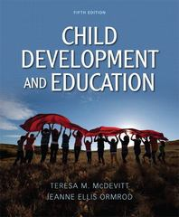 Child Development and Education Plus MyEducationLab with Pearson eText -- Access Card Package 5th Edition 9780132862622 013286262X