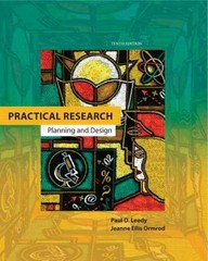 Practical Research: Planning and Design Plus MyEducationLab with Pearson eText -- Access Card Package 10th Edition 9780132893619 0132893614