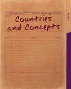 Countries and Concepts: Politics, Geography, Culture Plus MyPoliSciLab -- Access Card Package with eText -- Access Card Package 12th edition 9780205854264 0205854265