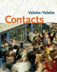 Contacts 8th Edition 9780547052229 0547052227