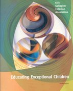 Educating Exceptional Children 12th edition 9780547124131 0547124139