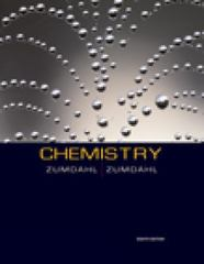 Chemistry 8th edition 9780547125329 0547125321