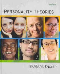 Personality Theories 8th edition 9780547148342 0547148348