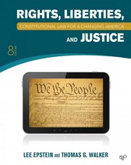 Constitutional Law 8th Edition 9781452226743 1452226741