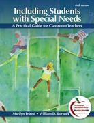 Including Students with Special Needs 6th edition 9780133155259 0133155250