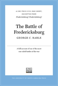 The Battle of Fredericksburg 0 9780807836224 0807836222