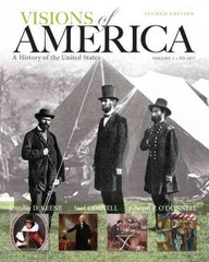 Visions of America 2nd edition 9780205251629 0205251625