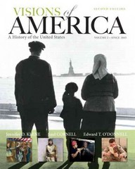 Visions of America 2nd edition 9780205251636 0205251633