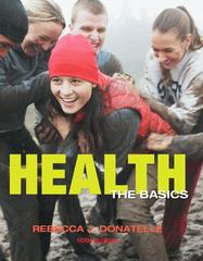 Health: The Basics plus MyHealthLab with eText -- Access Card Package 10th edition 9780321828323 0321828321