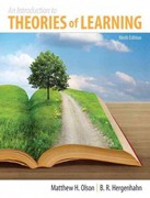 Introduction to the Theories of Learning, An Plus MySearchLab with eText -- Access Card Package 9th edition 9780205923823 0205923828