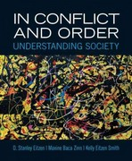 In Conflict and Order: Understanding Society Plus MySearchLab with eText -- Access Card Package 13th edition 9780205861460 0205861466