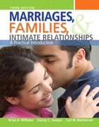 Marriages, Families, and Intimate Relationships Plus NEW MyFamilyLab with eText -- Access Card Package 3rd edition 9780205861446 020586144X