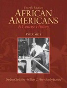 African Americans: A Concise History, Volume 1 Plus NEW MyHistoryLab with eText -- Access Card Package 4th edition 9780205108879 0205108873