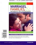 Marriages, Families, and Intimate Relationships, Books a la Carte Plus MyFamilyLab with eText -- Access Card Package 3rd edition 9780205879120 0205879128