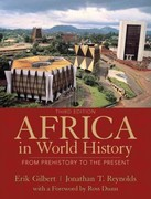 Africa in World History Plus MySearchLab with eText -- Access Card Package 3rd edition 9780205886012 0205886019