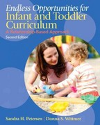 Endless Opportunities for Infant and Toddler Curriculum 2nd Edition 9780132613125 0132613123