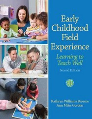 Early Childhood Field Experience 2nd Edition 9780132657068 0132657066