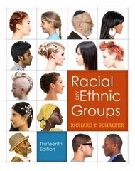 Racial and Ethnic Groups Plus NEW MySocLab with eText -- Access Card Package 13th edition 9780205248155 0205248152