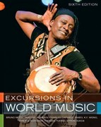 Excursions in World Music Plus MyMusicLab with eText -- Access Card Package 6th edition 9780205234714 0205234712