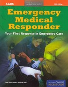 Emergency Medical Responder 5th Edition 9781449693008 1449693008