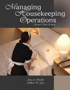 Managing Housekeeping Operations with Answer Sheet (AHLEI) 3rd Edition 9780133097085 0133097080