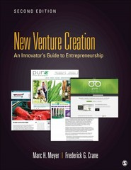 New Venture Creation 2nd edition 9781452257211 1452257213