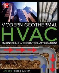 Modern Geothermal HVAC Engineering and Control Applications 1st Edition 9780071792684 0071792686