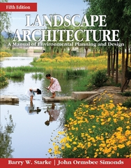 Landscape Architecture, Fifth Edition 5th Edition 9780071797658 0071797653