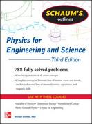 Schaum's Outline of Physics for Engineering and Science 3rd edition 9780071810906 0071810900